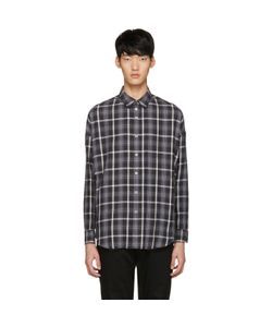 Diet Butcher Slim Skin | Oversized Check Shirt