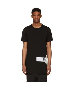 RICK OWENS DRKSHDW | Level Patch Logo T-Shirt