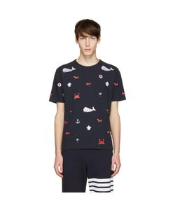 Thom Browne | Ss Pocket T-Shirt