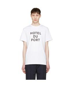Éditions M.R | Hotel Du Port T-Shirt