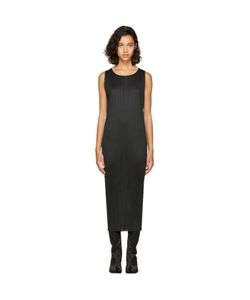 PLEATS PLEASE BY ISSEY MIYAKE | Pleated Basic Tank Dress