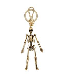 Alexander McQueen   Skeleton Keychain