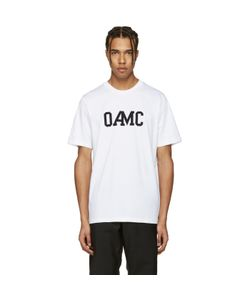 OAMC | Isle Logo T-Shirt