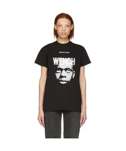 HOOD BY AIR | Wench Laura Face T-Shirt