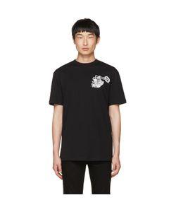 Mcq Alexander Mcqueen | Dropped Shoulder Graveyard Bunny T-Shirt