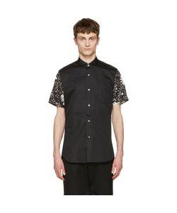Junya Watanabe   Contrast Sleeve Shirt