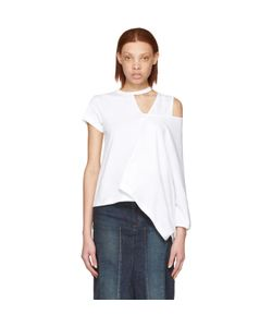 FACETASM   Asymmetry T-Shirt