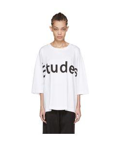ETUDES | Desert Logo T-Shirt