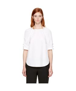 3.1 Phillip Lim | Pearl Chain Gathered Blouse