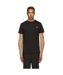 Mcq Alexander Mcqueen | Swallow Badge T-Shirt
