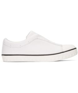 ATTACHMENT | Whiteflags Edition Slip-On Sneakers