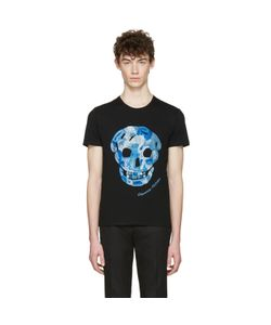 Alexander McQueen | Embroide Skull T-Shirt