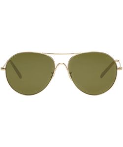 Oliver Peoples | And Rockmore Aviator Sunglasses
