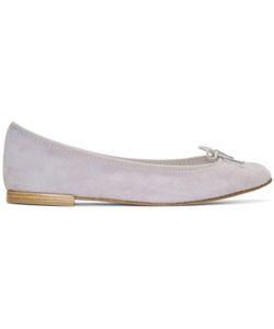 Repetto | Suede Cendrillon Ballerina Flats