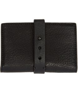 Isabel Benenato | Small Leather Wallet