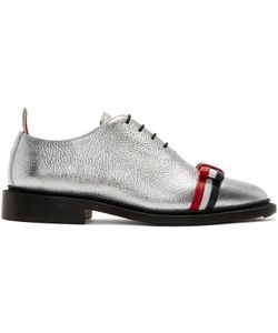 Thom Browne | Wholecut Bow Oxfords