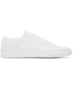Woman By Common Projects | Canvas Achilles Low Sneakers