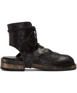 Ann Demeulemeester | Cut-Out Boots