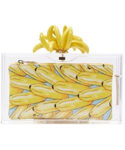 Charlotte Olympia | Bananas For Pandora Clutch