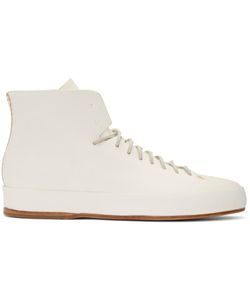 Feit | Hand Sewn High-Top Sneakers