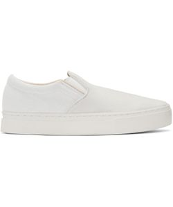 SATURDAYS NYC | And Vass Slip-On Sneakers