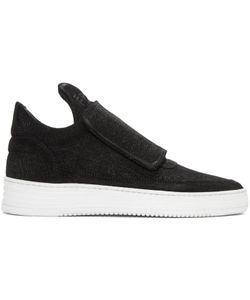 Filling Pieces | Strap Sneakers