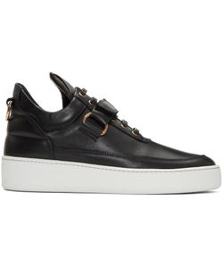 Filling Pieces | Clasp Low Sneakers