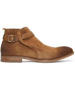 H By Hudson | Suede Hank Boots