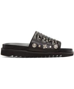 TOGA VIRILIS   Leather Sandals