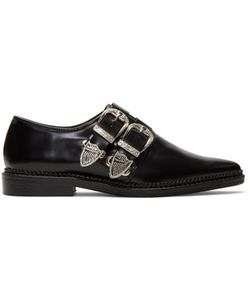 Toga Pulla | Two-Buckle Western Oxfords