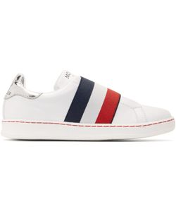 Moncler Gamme Rouge | Willis Laceless Sneakers