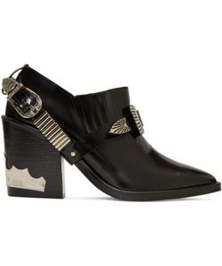 Toga Pulla | Western Strap Boots