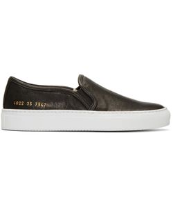 Woman By Common Projects | Tournament Slip-On Sneakers
