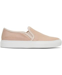 Woman By Common Projects | Canvas Tournament Slip-On Sneakers