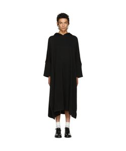 NOCTURNE 22 | Fleece Hooded Dress