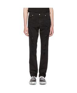 Alexander McQueen | Distressed Jeans