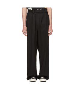 AMBUSH   Overwrap Suit Pants