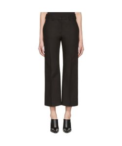 Calvin Klein Collection | Lagan Crop Flare Trousers