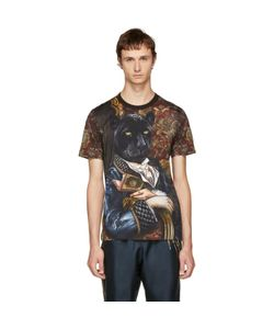 Dolce & Gabbana | Royal Panther T-Shirt
