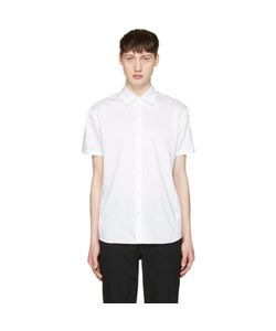 Curieux | Pleated Back Shirt