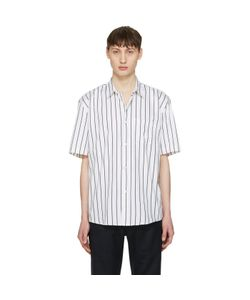 Our Legacy | Striped Initial Shirt