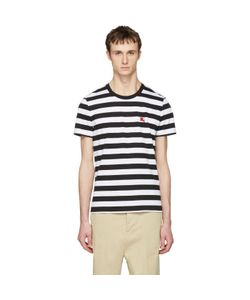 Burberry | Striped Torridge T-Shirt