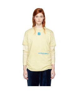 A-Cold-Wall   Signature T-Shirt