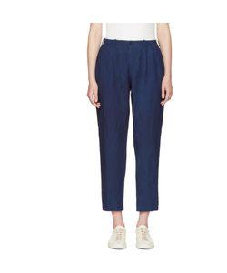 Blue Blue Japan | Linen Trousers