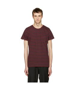 A.P.C. | Striped Keanu T-Shirt
