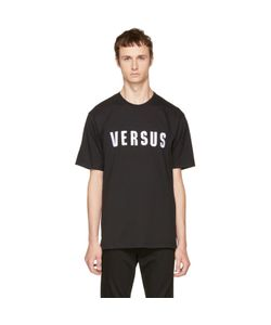 Versus | Embroidered Logo T-Shirt