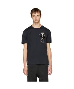 Dolce & Gabbana | King Skeleton T-Shirt