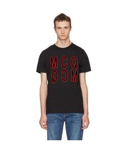 Mcq Alexander Mcqueen | Debossed Logo T-Shirt
