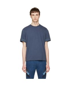 Neil Barrett | Faded Thunderbolt T-Shirt