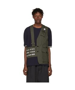 Undercover | Half Military Vest